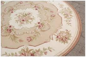 round rug shabby pink chic pastel uk