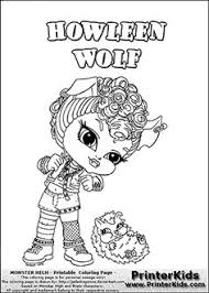 Small Picture Baby Deuce printable coloring sheet from JadeDragonne at Deviant