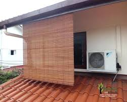 exterior bamboo shade full size of curtains roll up blinds regarding shades outdoor idea 12