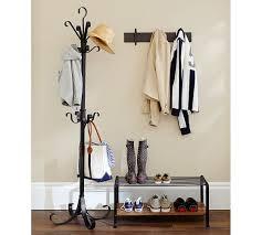 Build Your Own Coat Rack Skillful Design Coat Rack Pottery Barn Build Your Own Blacksmith 60