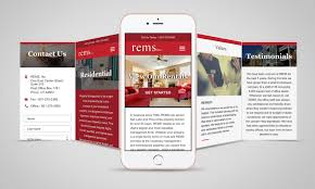 Provo Web Design Website Design For Property Management Company On Behance