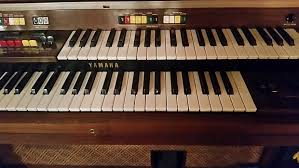 yamaha electone organ. vintage yamaha electone organ