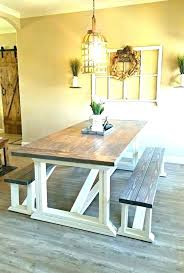 breakfast nook table set round contemporary dining with bench benches modern amusing storage br