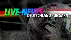 Die Live-News zum Spiel Deutschland - Ungarn - Deutsches Team - EURO 2020 -  Fußball - sportschau.de