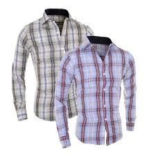 Pattern Shirts Custom Combo Of 48 Casaul Striped Unique Pattern Shirts For Men 48stripped