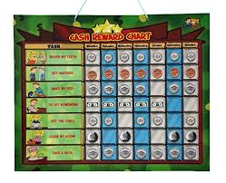 Cadily Magnetic Cash Reward Chart For Kids Responsibility