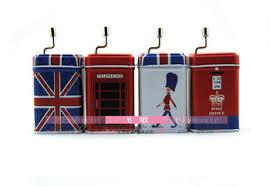 metal mailbox flag. Get Quotations · 4pcs Four Patterns Tinplate Metal Mini Hand-cranked UK Flag Mailbox Telephone Booth Music Box