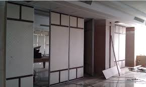 aluminum office partitions. Fabric Aluminum Office Partition Walls Integrated Magnetic Strip Partitions