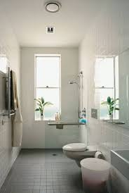 bathroom window designs. Narrow Bathroom Window With Small Toilet And Stainless Steel Towel Bar Also White Tile Amazing Designs S