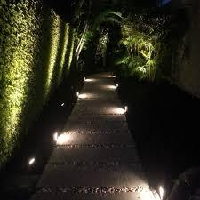 led modern low profile accent path lighting modern miami pertaining to stylish property path led landscape lighting ideas