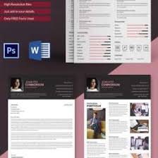 Modern Contemporary Resume Cover Letter Portfolio Free Simple Resume Cover Letter Business 121349750897 Resume