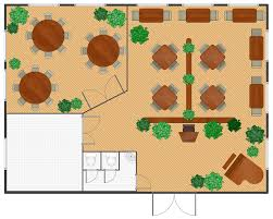 restaurant table layout templates restaurant floor plan