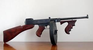 Пистолет-пулемёт Томпсона — Википедия