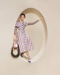 Fendi Taps Two Notable Brunette Models
