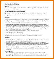 Business Correspondence Letters Examples 9 10 Business Persuasive Letter Example Juliasrestaurantnj Com