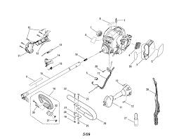 Ryobi trimmer parts model ry30160 sears partsdirect