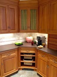 kitchen corner cabinet storage solutions