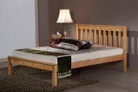 Denver Pine | . Design Inspiration . | Bed Frame, Bed, Pine bed frame