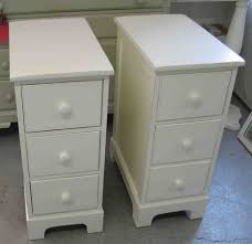 small nightstand with drawers. Brilliant Small White Small Nightstands With Drawers And Nightstand With H