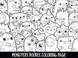 Cute Coloring Pages For Girls Animals Teens Pdf Kids Halloween