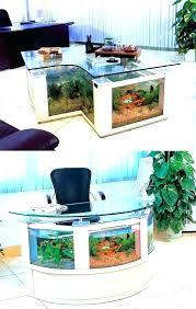 office desk aquarium. Fish Tank Office Cubicle Aquarium Perfect Desk Clever Design . U