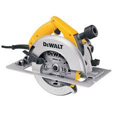 dewalt skil saw. dewalt dw364 7-1/4-inch circular saw with electric brake and rear pivot depth of cut adjustment - power saws amazon.com dewalt skil x