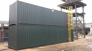 Fire Training Unit Shipping Container Conversion ...