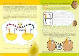 Potato Powered Light Bulb Project How Does A Lemon Battery Work Science Fair Science Fair