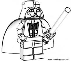 Small Picture Lego star wars coloring pages lego star wars coloring pages darth