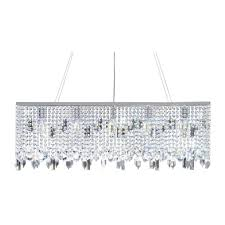 sofia 40 inch chrome crystal chandelier light up my home lightupmyhome com