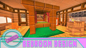 Minecraft Living Room Furniture Minecraft How To Make A Modded Bedroom Design Studtech Ep27