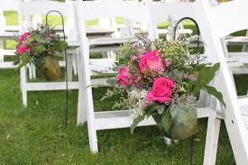Wedding Ceremony Flower Arrangements Branford Flowers In