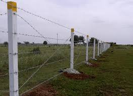 Barbed Wire Fencing Omkar Fencing Services