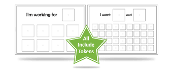 Token Chart Template Downloadable Token Boards Educate Autism