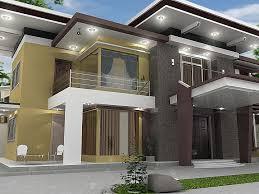modern house sketchup 3d rendering