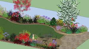 Small Picture garden border ideas against a wall Google Search Gardens