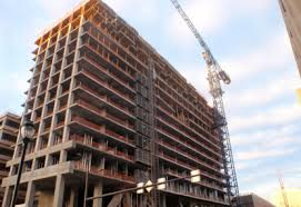 38th and chestnut 30 story concrete frame 3 days per floor