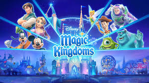 Build the Park of Your Dreams with New Disney Magic Kingdoms Mobile ...