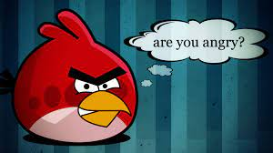 Angry Birds - Are you angry? HD Wallpaper - Angry Birds Wallpapers
