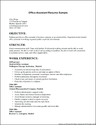 Front Office Medical Assistant Resume. Front Desk Medical ...
