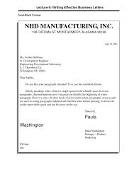 Cover Letter     Semi Block