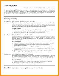 Bank Resume Template Adorable Banker Resume Template 44 Investment Banker Resume Template Banking