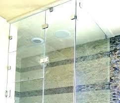 steam room led recessed light shower lights fixture medium size of lighting code