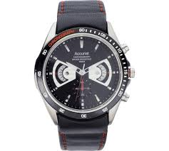 buy accurist men s chronograph rotating disc watch at argos co uk accurist men s chronograph rotating disc watch283 8304