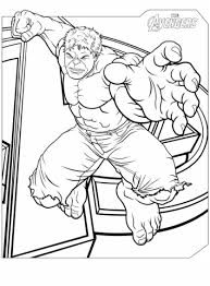 Small Picture Avengers Hulk coloring page Free Printable Coloring Pages