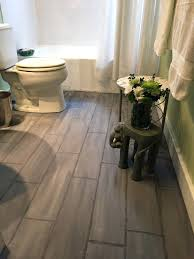 amazing can you paint vinyl flooring in a bathroom i wanted a new bathroom floor i love the tiles they have now but it just was not in the budget at this