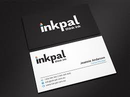 Facebook Logo For Business Card Entry 317 By Bikashbapon For Business Card Design And