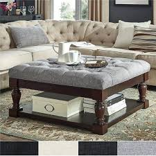 living room ottoman coffee table baer espresso storage ottoman coffee table by inspire q classic living rooms with ottoman coffee tables
