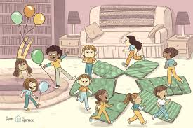 16 sleepover games that are quick easy