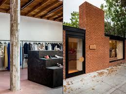rachel comey store los angeles california retail design blog